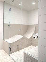 walk in shower walk in shower ideas with seat elegant tile showers with seats tile ready