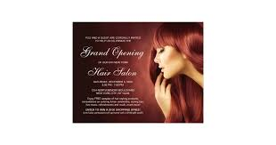 Free Grand Opening Flyer Template Hair Salon Grand Opening Flyer Templates Zazzle Com