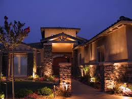 external lighting ideas. External Lighting Ideas. Outdoor Ideas For Stone Walls Outdoortheme With Decoration Design N