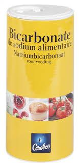 soda natriumbicarbonaat