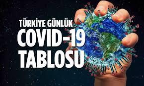 Türkiye Günlük Koronavirüs Tablosu 22 Mayıs 2020 – Bilecik Haber