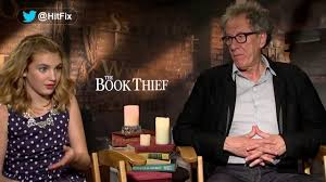 the book theif characters the book thief by carly weber the book  the book thief cast director on the differences between the the book thief cast director on