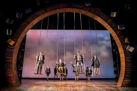 Review Of Matilda The Musical At Childrens Theatre In