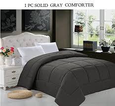 duvet insert full. Elegant Comfort Hypoallergenic Down Alternative Silky-Soft Double-Filled Comforter/Duvet Insert Full Duvet