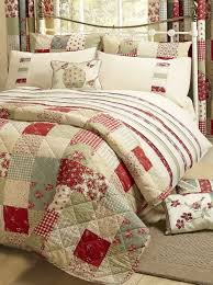 patchwork duvet cover pattern