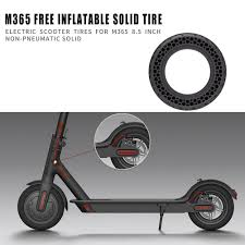 Non-<b>Inflatable</b> Solid <b>Tyres</b> Wheel <b>Tire</b> For <b>Xiaomi Mijia</b> M365 Electric ...