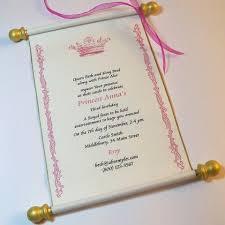 Royal Invitation Template Quinceanera Invitations Scroll Invitation Ideas For Your