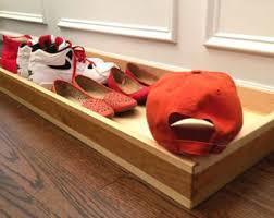 Decorative Boot Tray Rustic boot tray Etsy 29