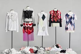 Recycled Designer Apparel Viktor Rolf And Zalando Team Up To Launch Recycled