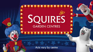 circus with santa at squire s