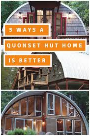 Quonset Hut House Designs 27 Best Quonset Hut Homes For Wonderful Living Atmosphere