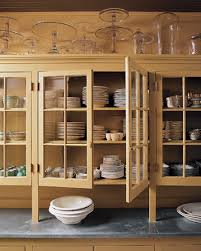 creative ideas to organize dish and plate storage on your