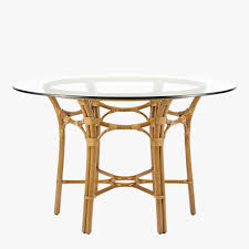 Taylor Nutmeg Rattan Table Base