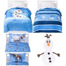 olaf bed in a bag set
