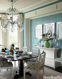 blue dining room. blue dining room
