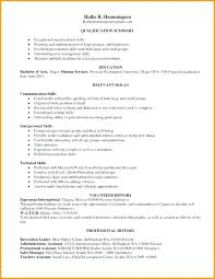 Lists Of Skills For Resume Classy Example Skills And Abilities Resume Examples Of On A For List Co R