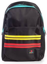 <b>Рюкзак</b> Difuzed: Playstation: Black Retro <b>Logo Backpack</b> ...