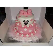 2 Tier Fondant Birthday Cake3kg