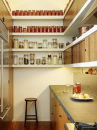 Space Saving For Small Kitchens Simple Diy Wall Shelves For Storage Kitchen With Wooden Wall