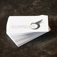 Uncoated Linen Business Cards