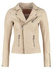 goosecraft women jackets leather jacket cream goosecraft leather jacket goosecraft leather biker jacket quilted shoulder in black super quality