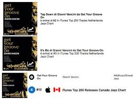Jazz Charts Get Your Groove On The Netherlands Canada Top Jazz Charts