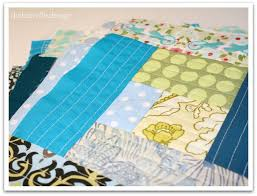 91 best Quilt as you go images on Pinterest | Tutorials, Crafts ... & QAYG (quilt-as-you-go) Log Cabin Tutorial. It's in Adamdwight.com