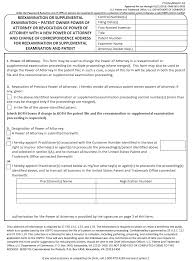Maryland Power Of Attorney Form Image Collections Standard Form