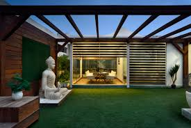 office garden design. Prev. Next. This Office With Terrace Garden Is Brilliantly Design