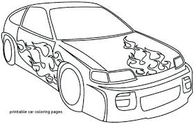 Coloring Splendid Free Printable Car Coloring Pages For Kids