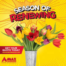 Amax Insurance Quote Simple AMAX Auto Insurance On Twitter It's The 48st Day Of Spring A Time