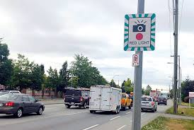 Alberta Red Light Ticket Province Activates Speed Cameras At Five B C Intersections