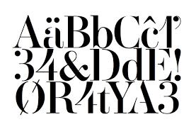 Number Stencil Font Stencil Serif Fonts Typecache Com