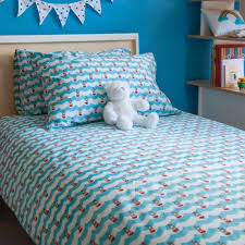 boats duvet cover single children s rooms coastal nautical seaside ginger may