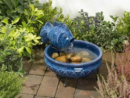 small water fountain for patio 800x600 1723 solar powered water fountain for small garden with fish