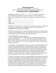 Independent Consultant Agreement & Kit Order Form