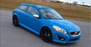 In Wheel Time Looks At The 2013 Volvo C30 T5 R Design Polestar Limited Edition Review Volvo C30 Volvo Volvo Cars