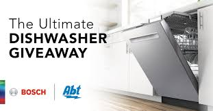 abt bosch dishwasher. Contemporary Abt This Monthu0027s Giveaway Could Land You A New BoschAppliances 800 Series  Dishwasher Enter To Win Inside Abt Bosch Dishwasher