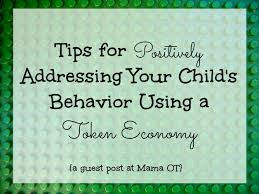 Token Reward System Chart Positively Addressing Your Childs Behavior Using A Token