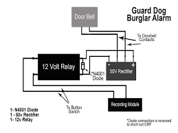 guard dog burglar alarm 6 steps pictures build the circuit