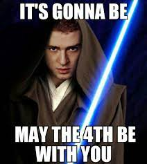 It's Gonna Be May the 4th Be With You ...