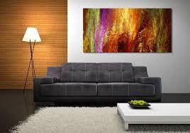 contemporary canvas wall art uk