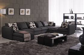 cheap furniture. Terrific Sofas For Living Room With Price Modern Elegant Black Color And Fur Cheap Furniture