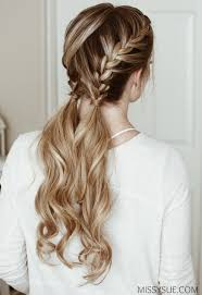 French Braid Pigtails Image From Google On We Heart It