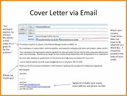 Ideas of Should I Write My Cover Letter In The Body Of Email Also     Northern Arizona University