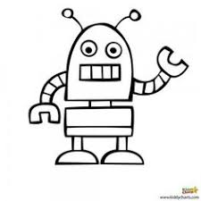 Small Picture robot kleurplaat Google zoeken Robots Pinterest Robot