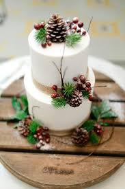 Decorating For A Wedding 17 Best Ideas About Christmas Wedding Cakes On Pinterest Winter