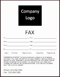 Free Fax Template Cover Sheet Word Impressive Microsoft Word Fax Template Cover Sheet Excel 48 Free Fax Template