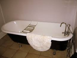 picture of how to bathtub laundry