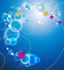 blue background designs cool background designs abstract blue floral vector background
